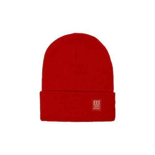 Work Cap Red