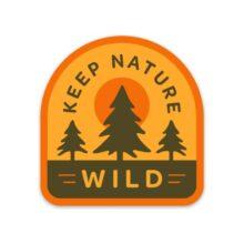 Keep Nature Wild