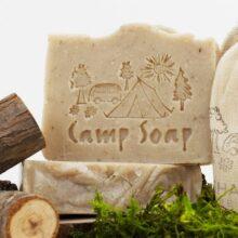 All Natural Camp Soap